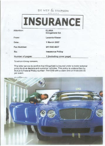 window film insurance Klingshield