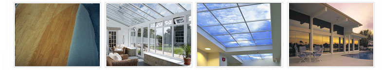 Examples of Klingshield Solar Film at work