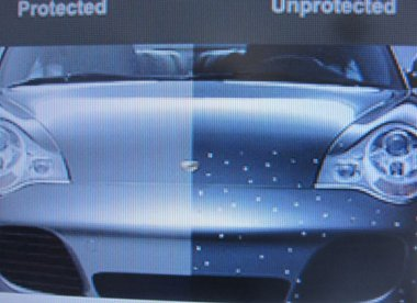 paint protection film by Klingshield