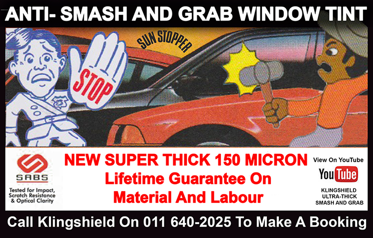 Smash and grab leaflet