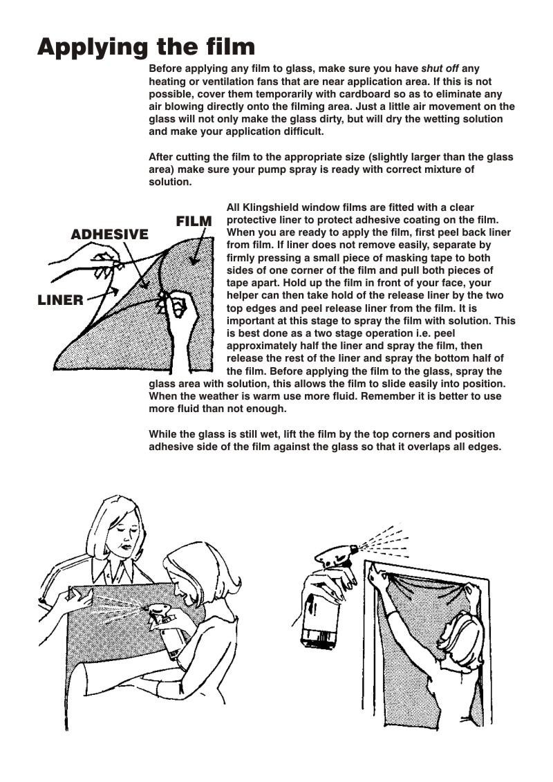 Klingshield Do It Yourself Guide - Page 3