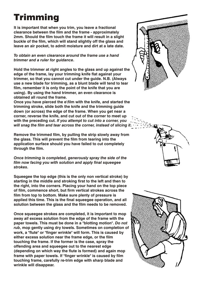 Klingshield Do It Yourself Guide - Page 5