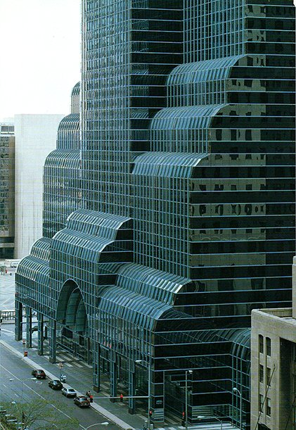 silver reflective building film