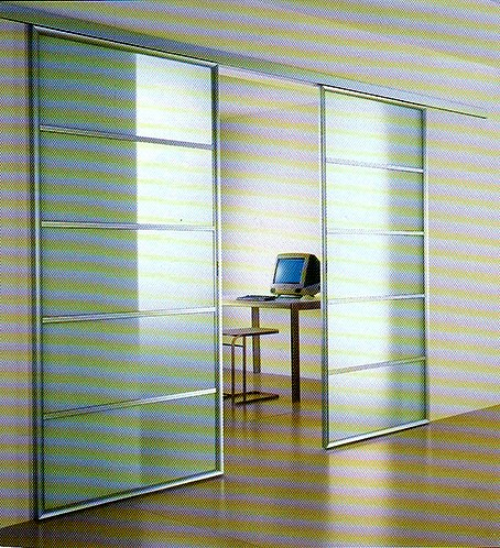 office sandblast window film
