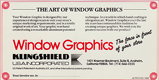 Klingshield window film guarantee