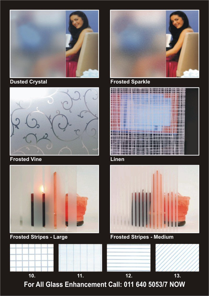 Frosted Window Film by Klingshield page 4<br />