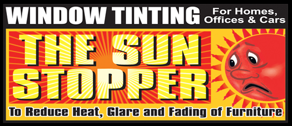 Window Tinting Sun Stopper