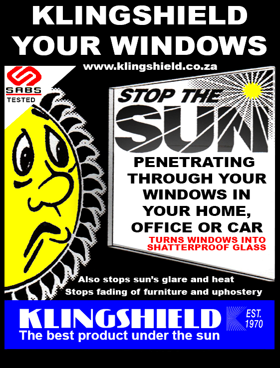 Stop the glare with Klingshield