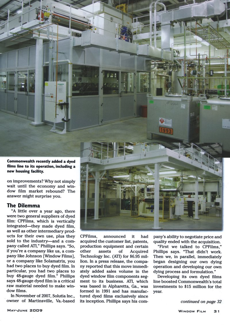 Window Film Magazine Page 2