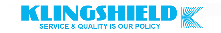 Klingshield Service & Quality is our policy