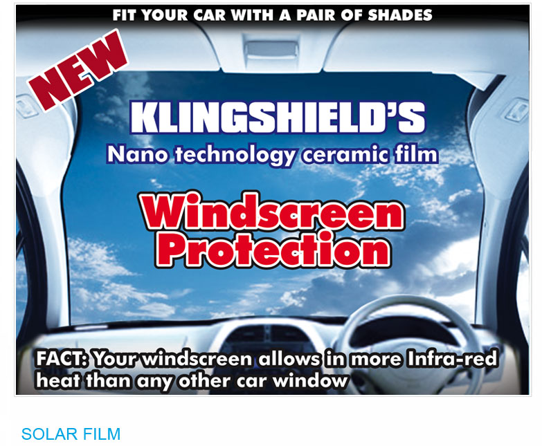 Fit your car with a pair of car shades